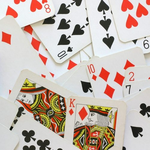 casino quality cards